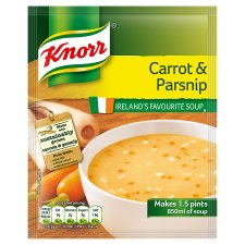 Knorr Soup Carrot And Parsnip Soup 73G