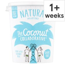 Coconut Collaborative Dairy Free Natural Coconut Yoghurt 350G