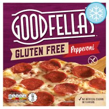Goodfella's Pepperoni Pizza Gluten Free 317G
