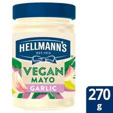 Hellmann's Vegan Mayonnaise Garlic 270G
