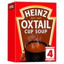 Heinz Oxtail Cup Soup 4 Pack 62G