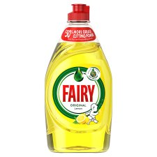 Fairy Lemon Washing Up Liquid 433Ml