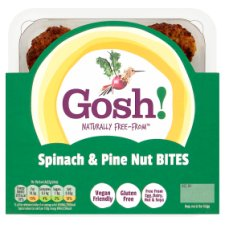 Gosh Spinach And Pinenut 200G