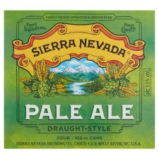 Sierra Nevada Pale Ale 4 x 355ml
