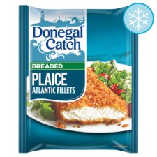 Donegal Catch Breaded Plaice Fillets 450g